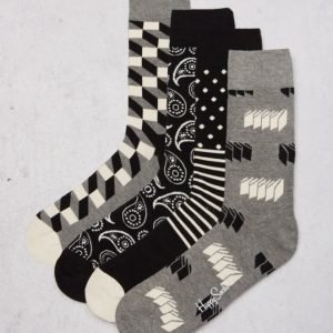 Happy Socks 4-pack Socks XOPT09-9000