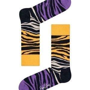 Happy Socks Block Zebra Sukat