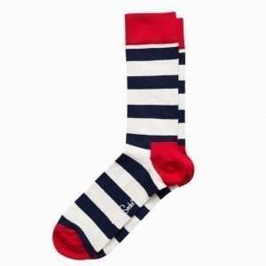 Happy Socks HS Stripe Sukat Navy