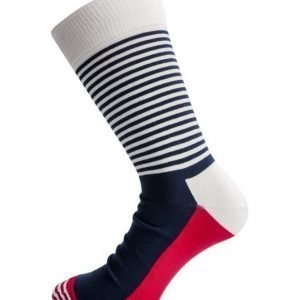 Happy Socks Half Stripe 068