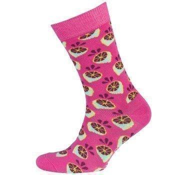 Happy Socks Lime Sock