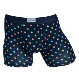 Happy Socks Men's Boxer Briefs MUWJB Dot