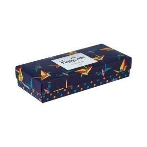 Happy Socks Origami Sukat 4-Pack