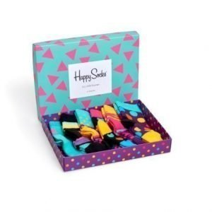Happy Socks Presentbox 6-pack Leopard