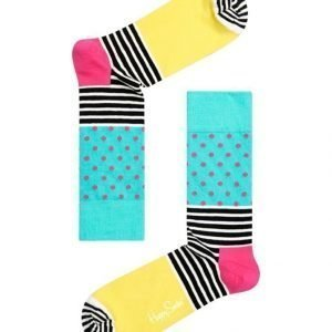 Happy Socks Stripe Dot Sukat