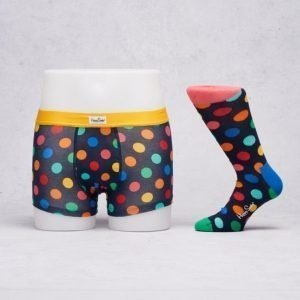 Happy Socks Trunk & Sock Big Dot 6000