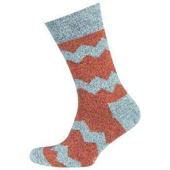 Happy Socks Wool Zig Stripe Sock