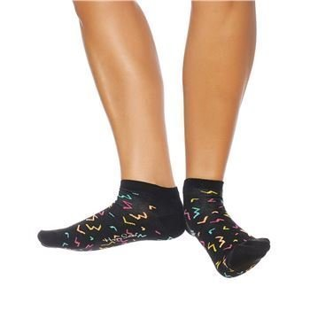 Happy socks 80's Sock Low Black