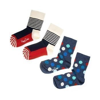 Happy socks Big Dots Sock 2 pakkaus