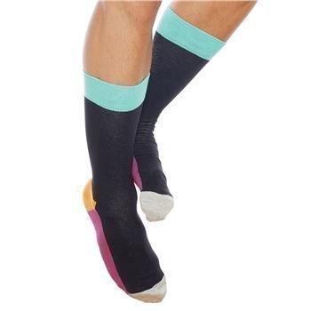 Happy socks Five Color Sock Black