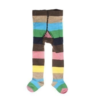 Happy socks Stripe Tights Pink