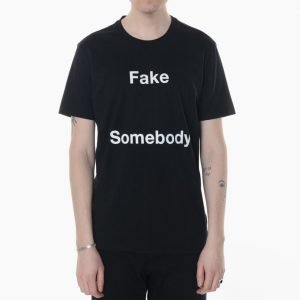Harmony Paris Fake Somebody Tee
