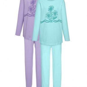 Harmony Pyjama Minttu / Syreeni