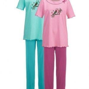 Harmony Pyjama Munakoiso Jade