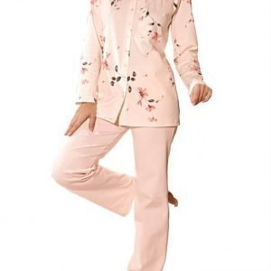 Harmony Pyjama Roosa / Koralli / Antrasiitti