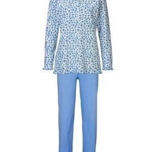 Harmony Pyjama Vaaleansininen / Ecru