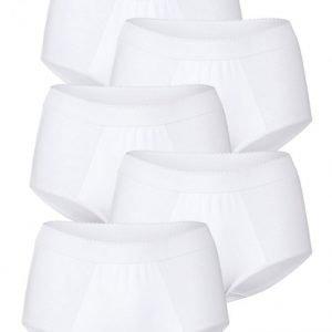 Harmony Vatsaa Tukevat Alushousut Valkoinen