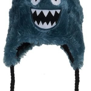 Hatley Lakki Fuzzy fleece hat Hirviö