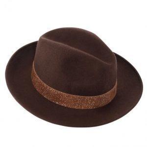 Hattu Tummanruskea