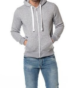 Headline Sweater Basic Grey