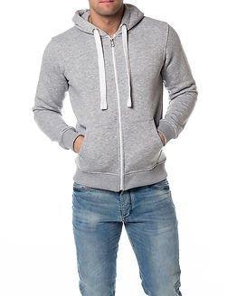 Headline Sweater Basic Grey