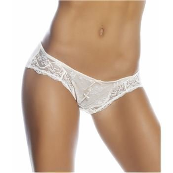 Heidi Klum Intimates Midi Brief Dew Cream