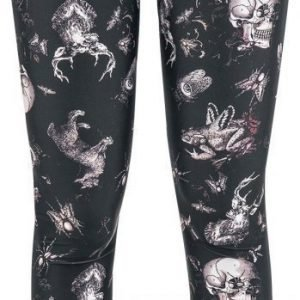 Hell Bunny Taxidermy Leggings Legginsit
