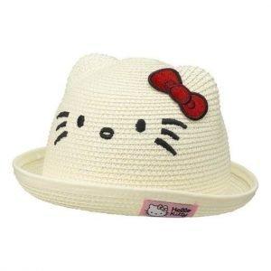 Hello Kitty Hattu Valkoinen