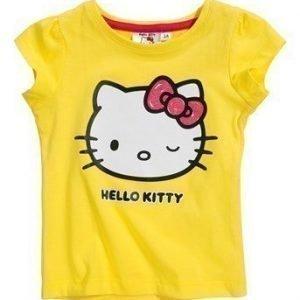 Hello Kitty Paita Keltainen