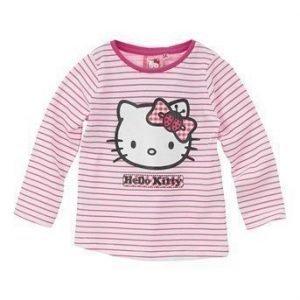 Hello Kitty Paita Kirsikka Raidallinen
