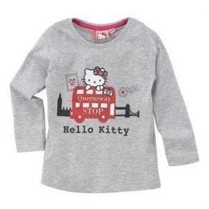 Hello Kitty Paita Mel. vaaleanharmaa