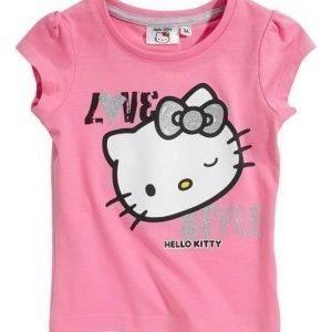 Hello Kitty Paita Roosa