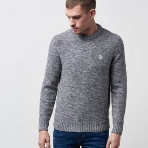 Henri Lloyd Hagmore Regular Crew Neck Knit Graphite Marl