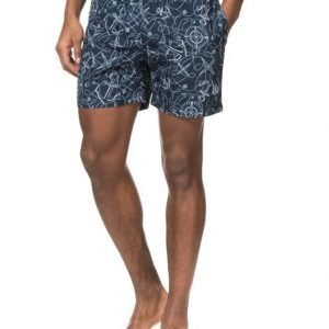 Henri Lloyd Ickwell Swim Shorts Navy