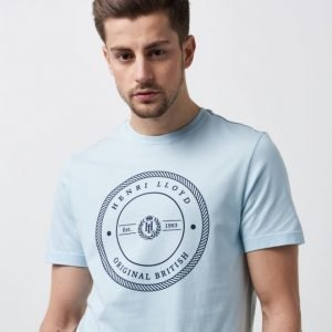 Henri Lloyd James Regular Tee Mint