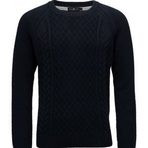 Henri Lloyd Kents Regular Crew Neck Knit pyöreäaukkoinen neule