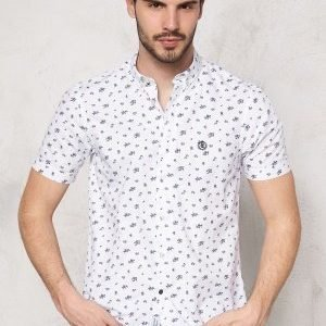 Henri Lloyd Lund Fitted SS Shirt Bright White