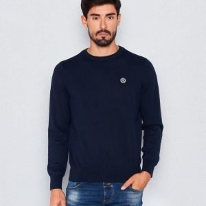 Henri Lloyd Moray Crew Neck Knit Navy