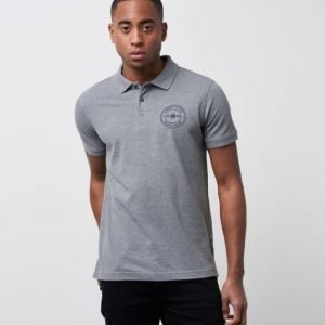 Henri Lloyd Palfrey Regular Polo Grey Marl