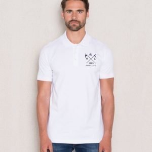 Henri Lloyd SH Polo White