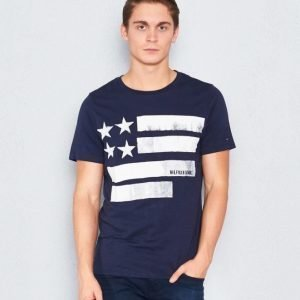 Hilfiger Denim Basic CN Tee 2 Navy