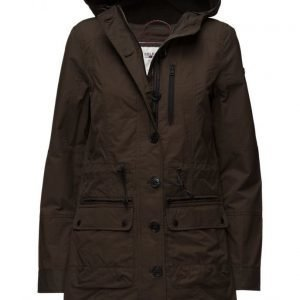 Hilfiger Denim Basic Cotton/Nylon Parka 6 parkatakki