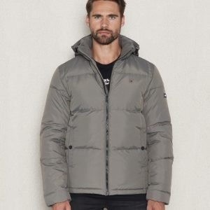 Hilfiger Denim Basic Down Jacket 15 Grey