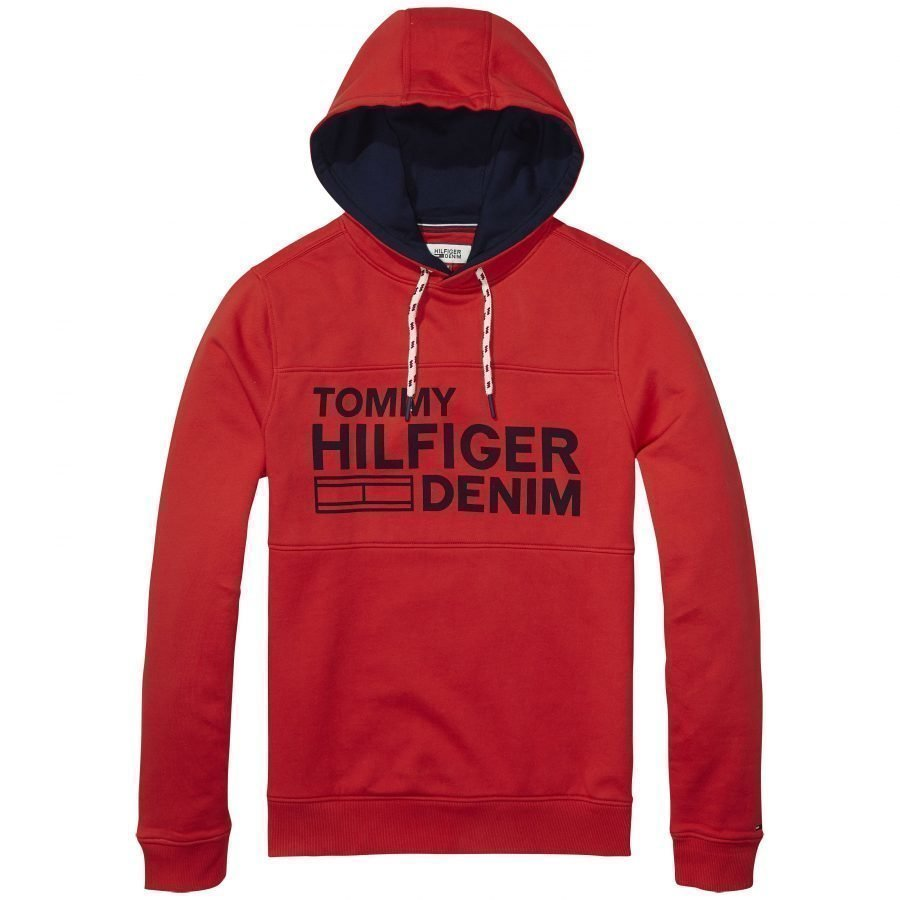Hilfiger Denim Basic Miesten Collegehuppari