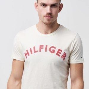 Hilfiger Denim CN T-shirt S/S 10 105 White