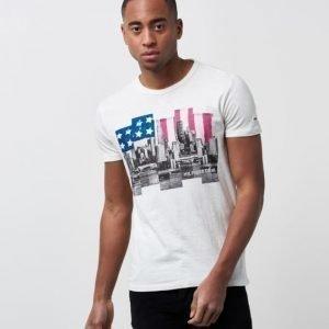 Hilfiger Denim CN T-shirt S/S 15 105 White