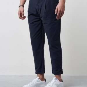 Hilfiger Denim Cropped Chino 408 Dark Navy