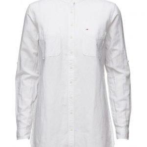 Hilfiger Denim Eur Cotton Linen Tunic L/S 1 tunikka