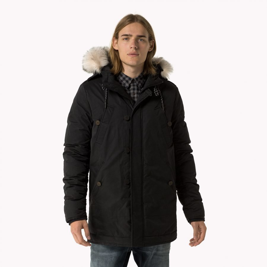 Hilfiger Denim High Winter Parka Untuvatakki
