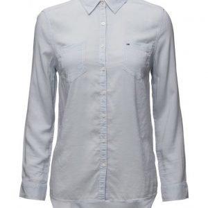Hilfiger Denim Original Lightweight Shirt L/S pitkähihainen paita